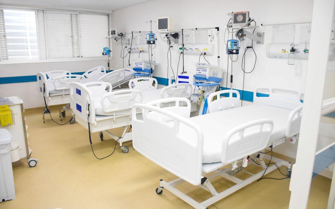 Hospital Municipal e Centro Médico de Cajamar contam com toda estrutura para atender pacientes com coronavírus